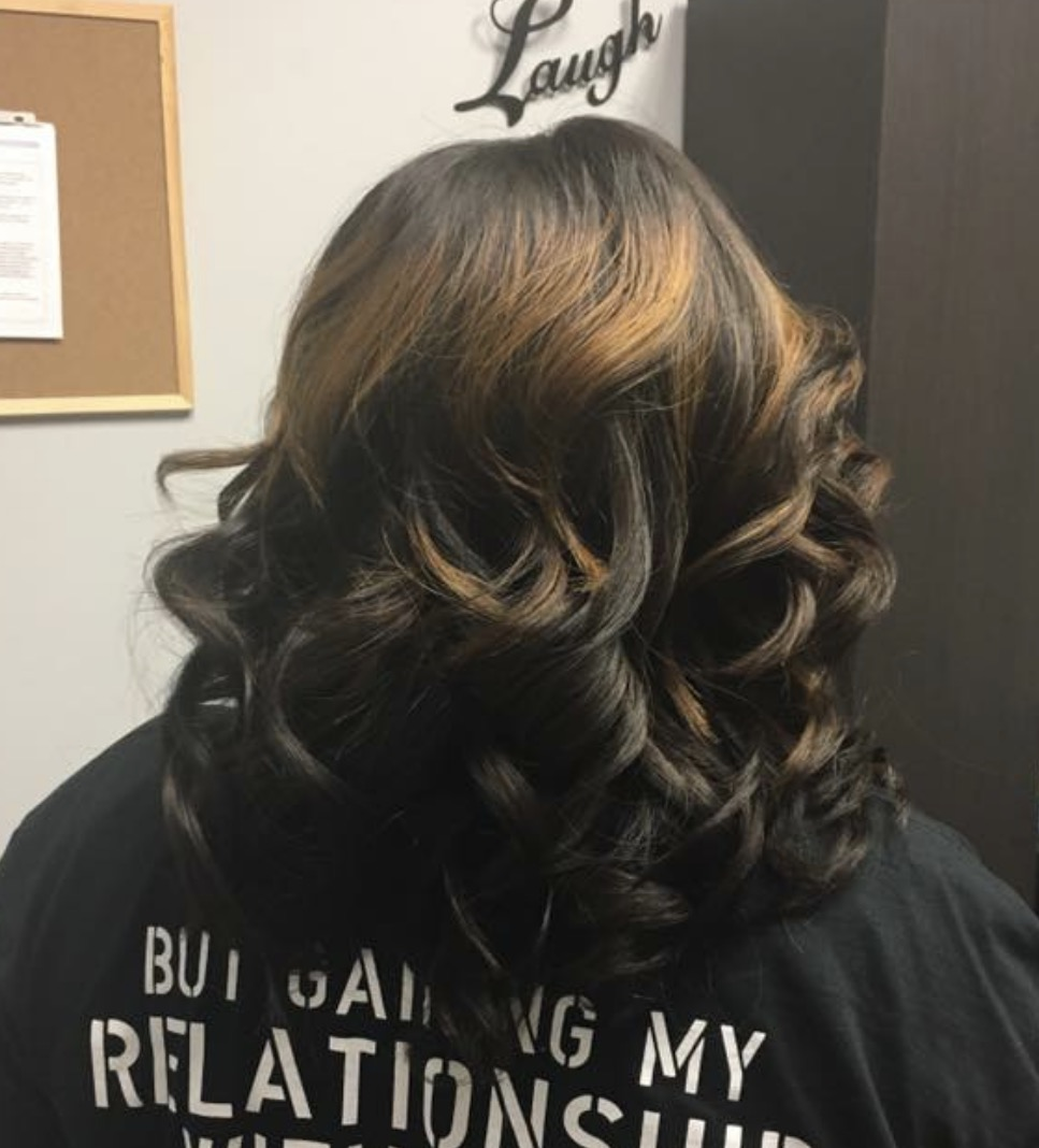 Professional Sew In Extensions Best Protective Hair Style